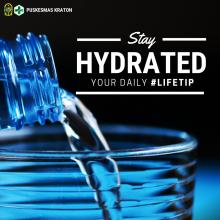 Apa Saja Manfaat Air Putih Bagi Tubuh ?