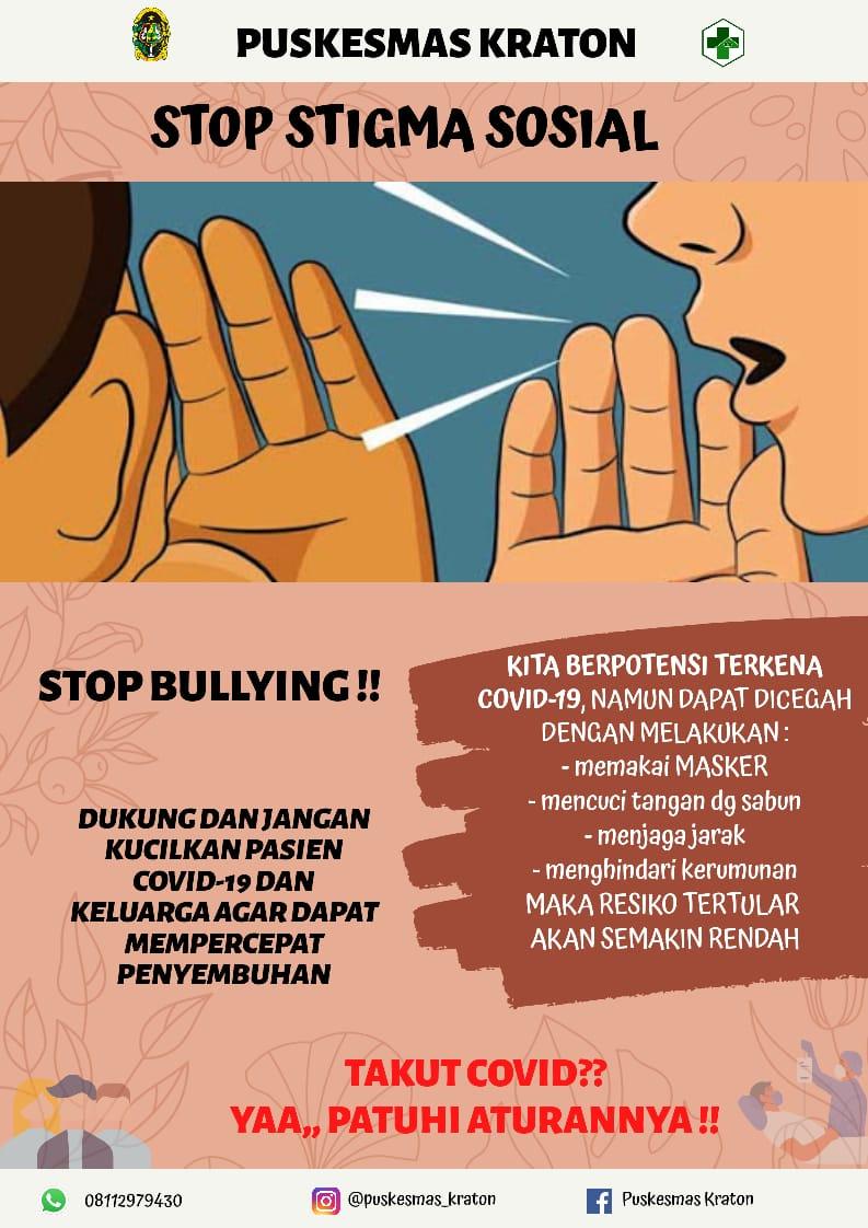 STOP STIGMA SOSIAL !